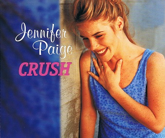 JENNIFER PAIGE Crush CD Single Edel 1998