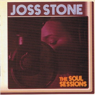JOSS STONE The Soul Sessions CD Album Relentless 2003