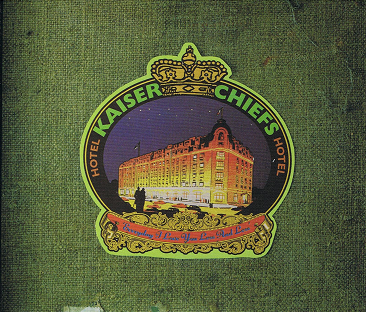 KAISER CHIEFS Everyday I Love You Less and Less CD Single B-Unique 2005