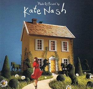 KATE NASH Made Of Bricks CD Album Fiction 2007
