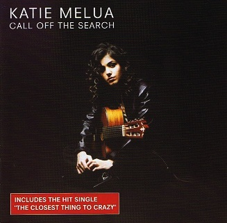 Katie Melua Call Off The Search Cd Album Dramatico 2003