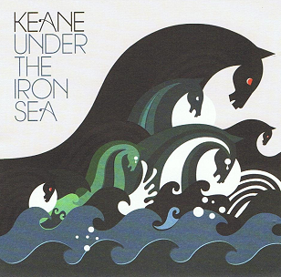 KEANE Under The Iron Sea CD Album Island 2006