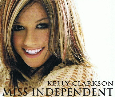KELLY CLARKSON Miss Independent CD Single BMG 2003