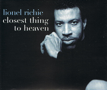 LIONEL RICHIE Closest Thing To Heaven CD Single Mercury 1998