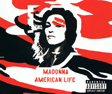 MADONNA American Life CD Single Maverick 2003
