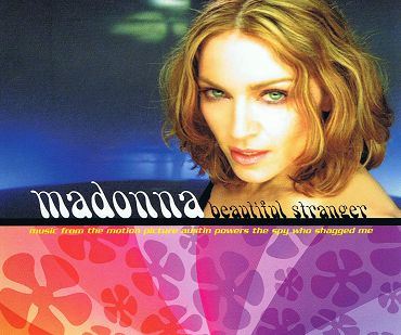 MADONNA Beautiful Stranger CD Single Maverick 1999