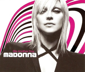 MADONNA Die Another Day CD Single Warner Bros. 2002