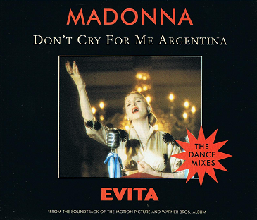Madonna Vogue Vinyl 7 Inch Planet Earth Records