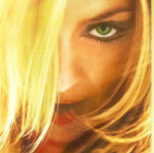 MADONNA GHV2 - Greatest Hits Volume 2 CD Album Maverick 2001