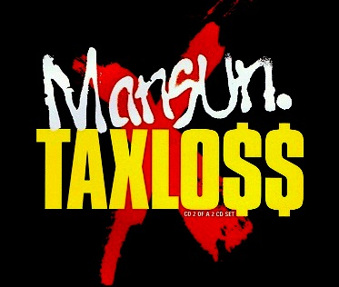MANSUN Taxloss CD Single Parlophone 1997