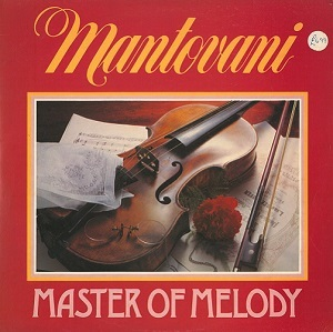 MANTOVANI Master Of Melody Vinyl Record LP Reader's Digest 1980