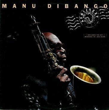 Manu Dibango Afrijazzy Lp Vinyl Record Album 33rpm Urban 1986