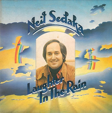 NEIL SEDAKA Laughter In The Rain LP Vinyl Record Album 33rpm Polydor 1974