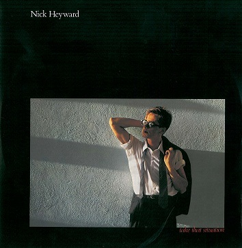 "NICK HEYWARD Take That Situation 12"" Single Vinyl Record Arista 1983"