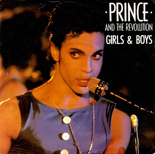 Prince Girls And Boys Vinyl 7 Inch Planet Earth Records