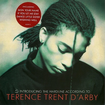 Terence Trent D'arby Introducing The Hardline Vinyl LP | Planet Earth Records