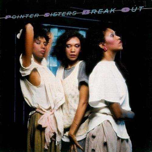 The Pointer Sisters Jump For My Love Vinyl 7 Inch