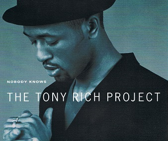 THE TONY RICH PROJECT Nobody Knows CD Single LaFace 1996