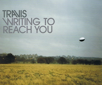 TRAVIS Writing To Reach You CD Single Independiente 1999