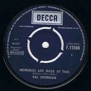Val Doonican Volume 1 Vinyl Record Lp 1974 Planet Earth