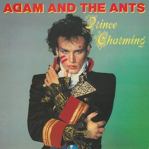 ADAM AND THE ANTS Prince Charming Vinyl Record LP CBS 1981
