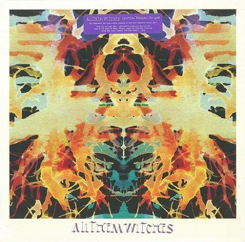 ALL THEM WITCHES Sleeping Through The War Vinyl Record LP New West 2017