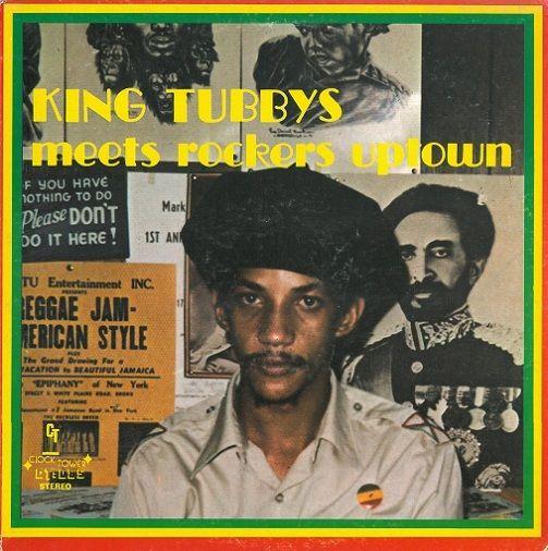 Augustus Pablo King Tubbys Meet Rockers Uptown Vinyl