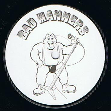 BAD MANNERS Can Can Vinyl Record 7 Inch Magnet 1981.