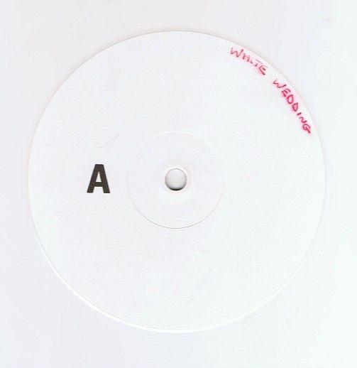 BILLY IDOL White Wedding Vinyl Record 12 Inch Chrysalis
