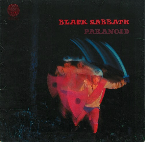 Black Sabbath Paranoid Vinyl Lp Planet Earth Records