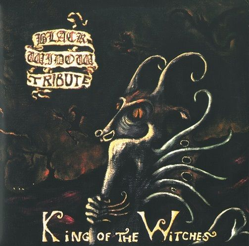 Black Widow Tribute - King Of The Witches Vinyl LP | Planet Earth Records