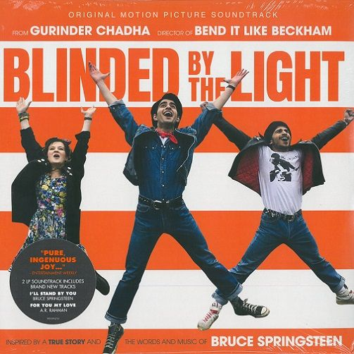 Blinded By The Light - Original Motion Picture Soundtrack Vinyl Record LP Columbia 2019