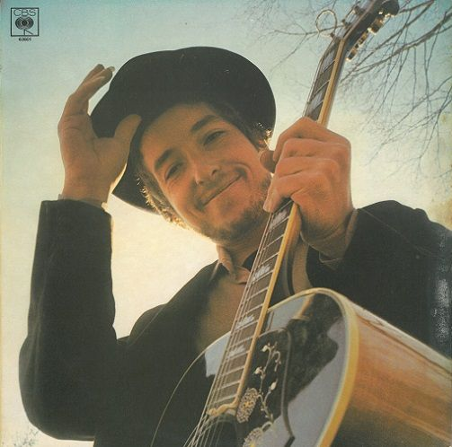 Bob Dylan Nashville Skyline Record Album | Planet Earth Records