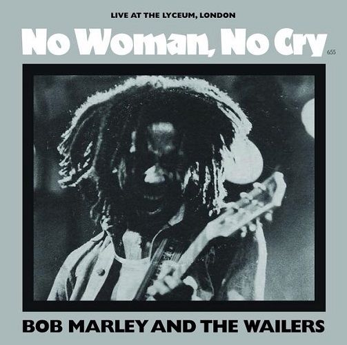 BOB MARLEY AND THE WAILERS No Woman, No Cry Vinyl Record 7 Inch Island 2016