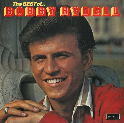 BOBBY RYDELL The Best Of Bobby Rydell Vinyl Record LP London 1976