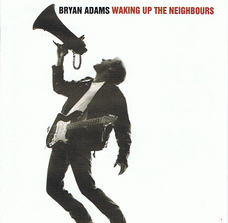 BRYAN ADAMS Waking Up The Neighbours CD Album A&M 1991