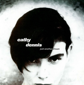 "CATHY DENNIS Just Another Dream 12"" Single Vinyl Record Polydor 1989"