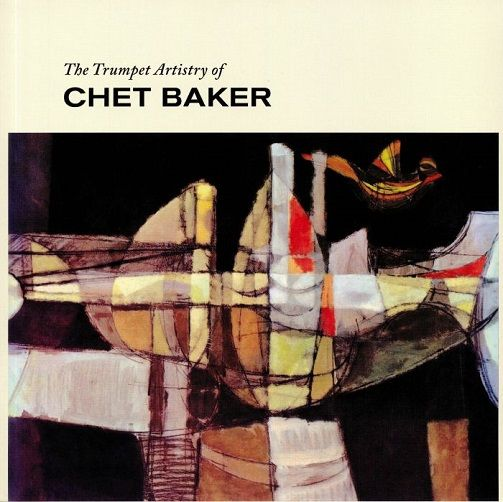 CHET BAKER The Trumpet Artistry Of Chet Baker Vinyl Record LP Ermitage