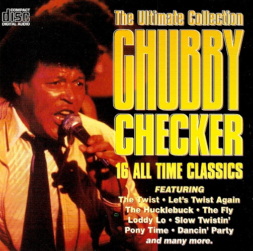 CHUBBY CHECKER The Ultimate Collection CD Album K-Tel 1994