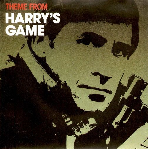 CLANNAD Theme From Harry's Game Vinyl Record 7 Inch RCA 1982