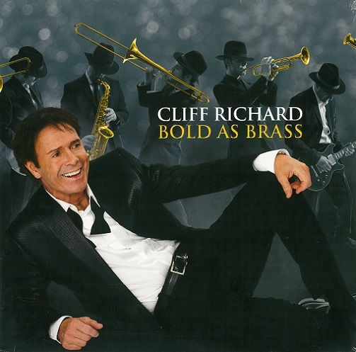 CLIFF RICHARD Bold As Brass Vinyl Record LP EMI 2010
