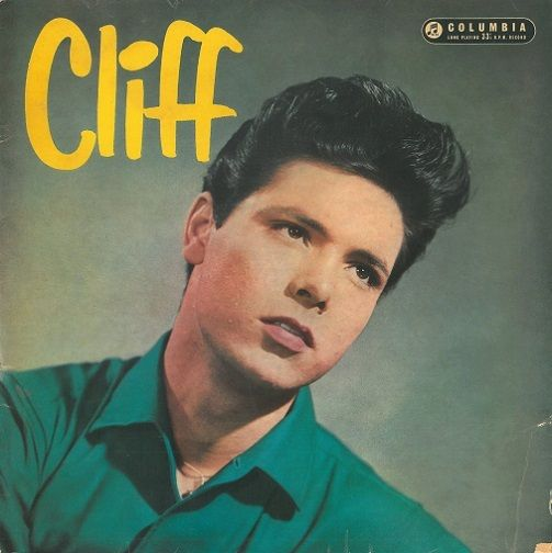 CLIFF RICHARD WITH THE DRIFTERS Cliff Vinyl Record LP Columbia 1959