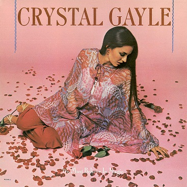 CRYSTAL GAYLE We Must Believe In Magic LP Vinyl Record Album 33rpm United Artists 1977