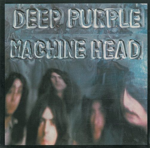 Deep Purple Machine Head Record Album | Planet Earth Records