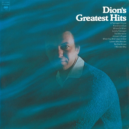 Dion Greatest Hits Us Vinyl Lp Planet Earth Records