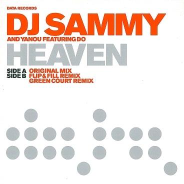 Dj Sammy And Yanou Featuring Do Heaven 12 Single Vinyl