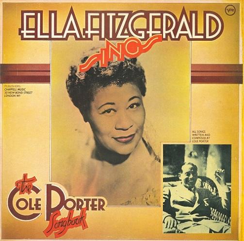 Ella Fitzgerald Sings The Cole Porter Songbook Vinyl Lp