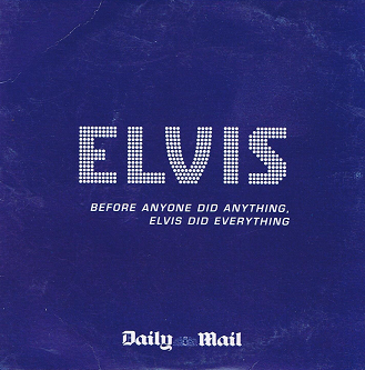 ELVIS PRESLEY Before Anyone Did Anything, Elvis Did Everything CD Album PROMO RCA 2003