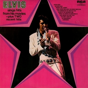 Elvis Presley Elvis Sings Hits From His Movies Vinyl Record LP RCA Camden CDS 1110