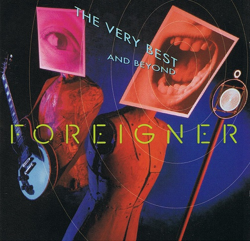 Foreigner The Very Best And Beyond Cd Album Planet Earth